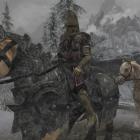 Skyrim Warriors in Frost