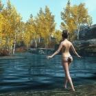 Как Ольга купалась