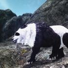 Совсем добрая панда