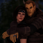 A High Elf and a Nord