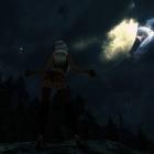 Под светом луны