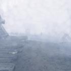 И снова туман.