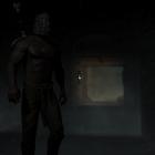 В руинах темно