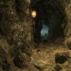 Проход в пещере