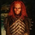 Skyrim dark preset character 3