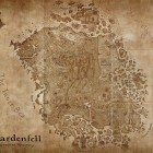 Morrowind Map from TES Anthology Edition