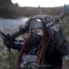 Daedric armour 03