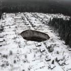 могила Салокнира в роще Соликамска