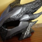 Ultimate Daedric Helmet