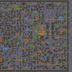 Daggerfall city Map