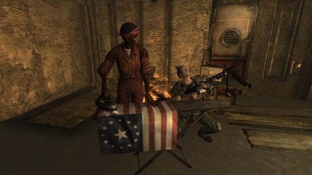 новая секрия Fallout77 уже на монтаже