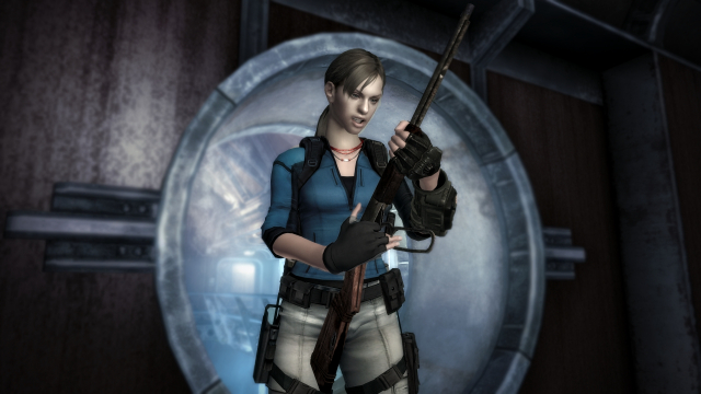 JILL VALENTINE in Fallout 3