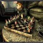 Игра в шахматы.