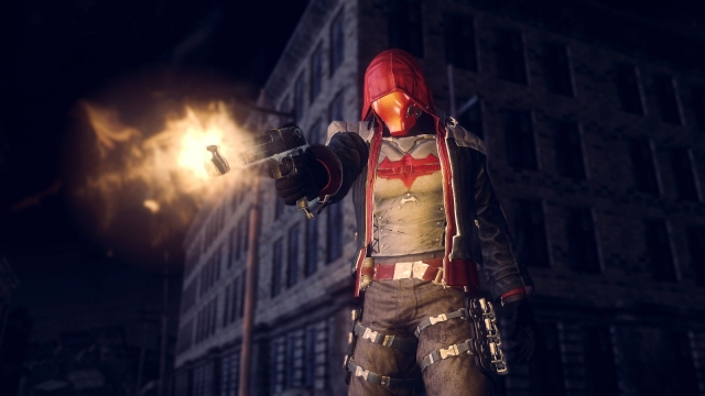 Red Hood in Freeside