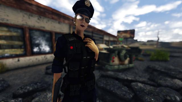 SLCPD Police Armour