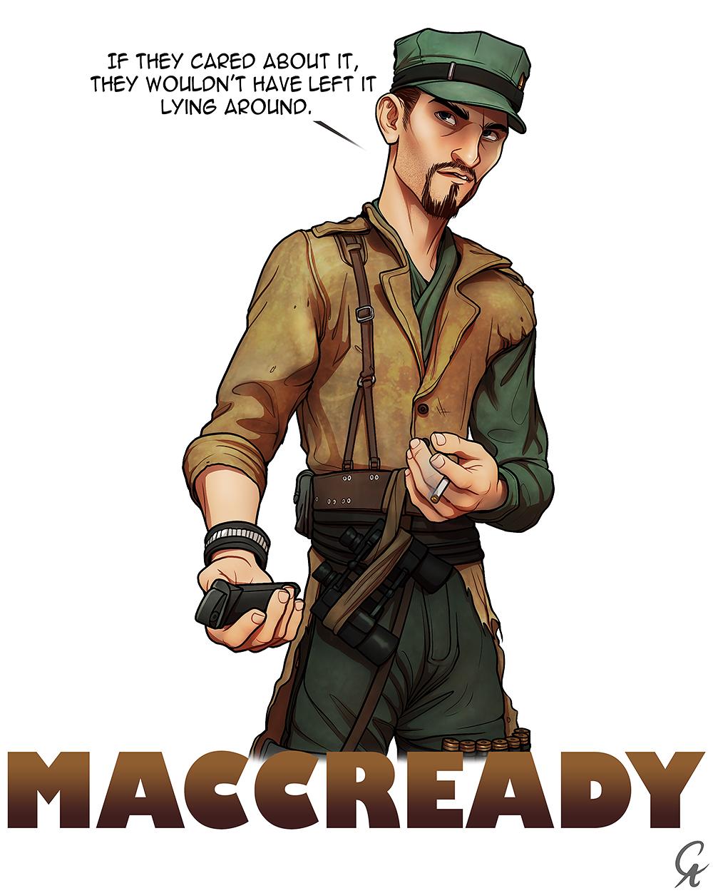 Maccready
