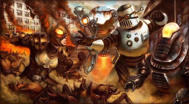 Fallout 3: The Superhuman Gambit