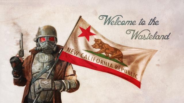 New California Republic Ranger
