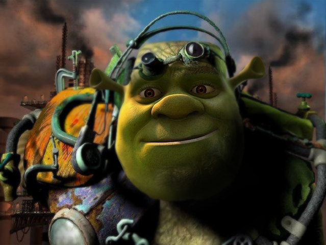 Fallout Shrek
