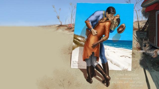 Fallou 4 Romance