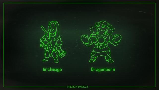 Архимаг и Драконнорожденный
