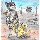 Fallout 4 Kitty