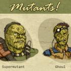 Fallout Mutants