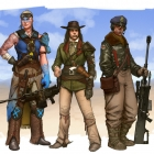 Fallout  Outlaw Rangers