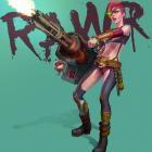 RAWR - Bitch of the Wastes