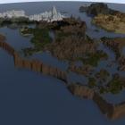 Arktwend Land - Aerial view  - Day