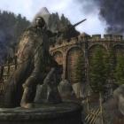 Statue in Cahbeat