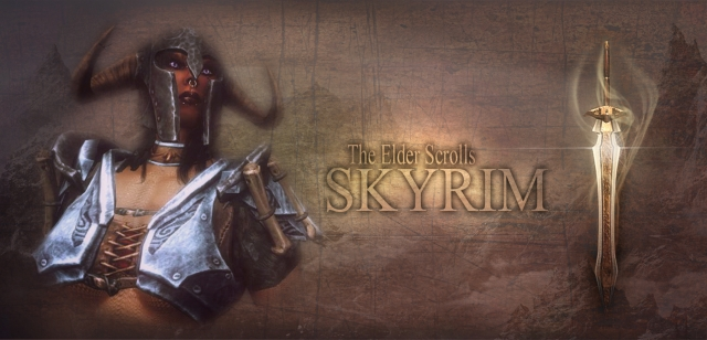The Elder Scrolls 5.Skyrim
