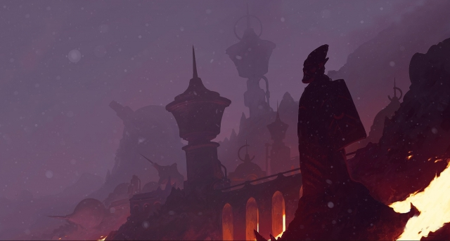руины и пепел