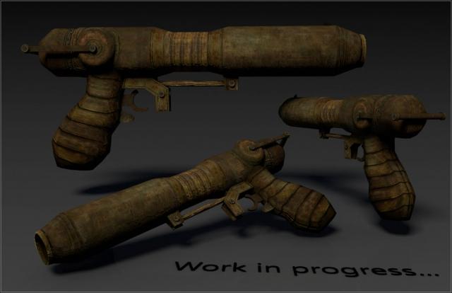 двемерский пистолет