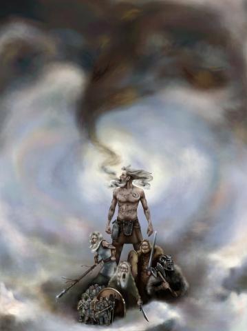 Вульфхарт и его войско