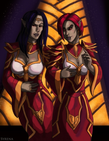 The High Priestesses