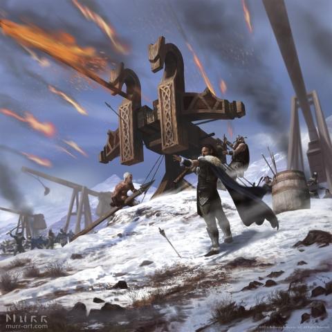 The Elder Scrolls Legends - Siege Engine