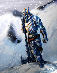 Фалмерский воин
