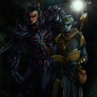 Волшебник и его слуга