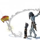 Skyrim Giantgolf
