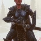 Skyrim Character Thing