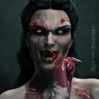 Адрэнис: данмер-вампир