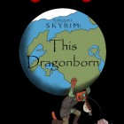 This Dragonborn poster