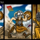 Skyrim Comic