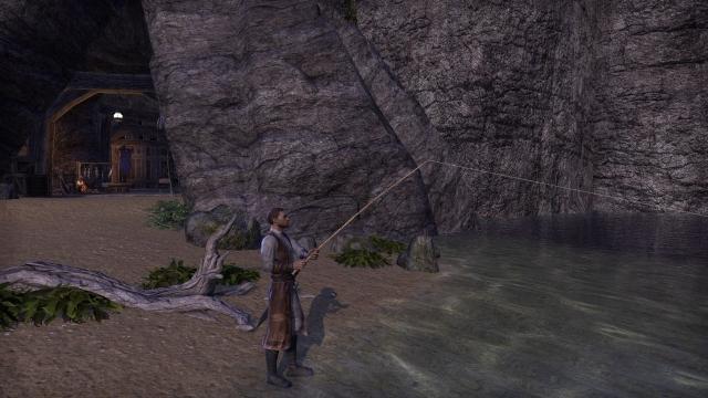 Рыбалка в Гленамбре
