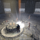 The return of the Elder Scrolls of Chim in the Temple . by Shardie Mirel .