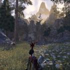 Краглорн в лесу