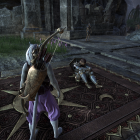 Горв и скелет