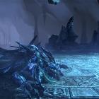 На фоне убитого дракона, которого Ч назвал няшей