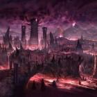 Мертвые Земли - даэдрический план Мерунеса Дагона